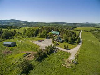 Hobby farm for sale in Chesterville, Centre-du-Québec, 9503, Route  161, 15577768 - Centris.ca