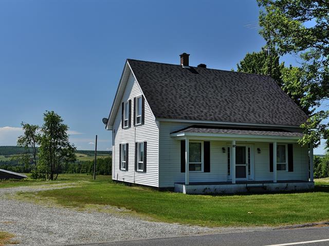 House for sale in Newport, Estrie, 1430, Route  212, 17259331 - Centris.ca
