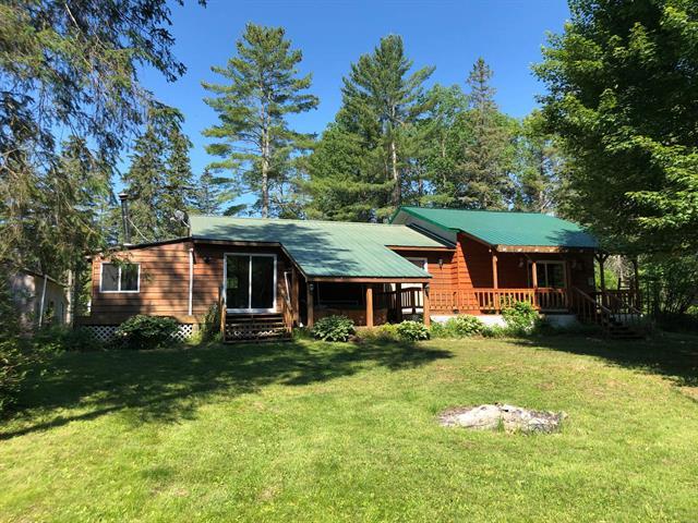 Maison à vendre à Otter Lake, Outaouais, 57, Chemin de la Plage, 18089383 - Centris.ca