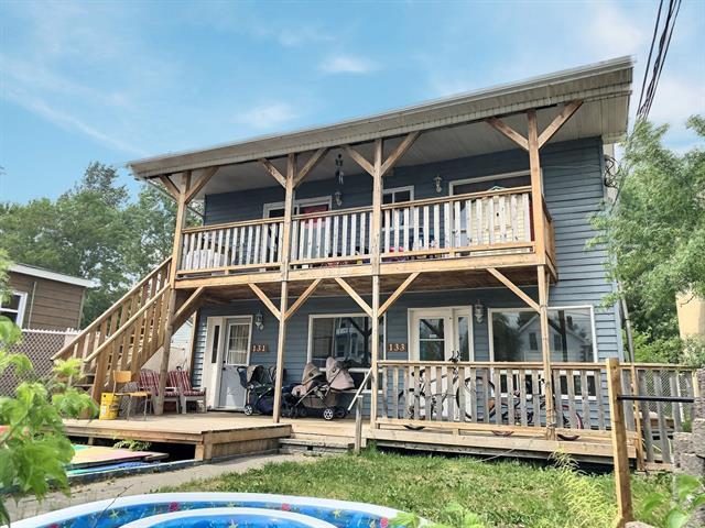 Duplex for sale in Rouyn-Noranda, Abitibi-Témiscamingue, 131 - 133, Rue  Monseigneur-Rhéaume Est, 23766390 - Centris.ca