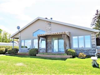 House for sale in Chambord, Saguenay/Lac-Saint-Jean, 159, Chemin de la Plage-aux-Sables, 28887569 - Centris.ca