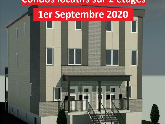 Condo / Apartment for rent in Québec (Sainte-Foy/Sillery/Cap-Rouge), Capitale-Nationale, 1352, Rue  Provancher, apt. A, 16557437 - Centris.ca