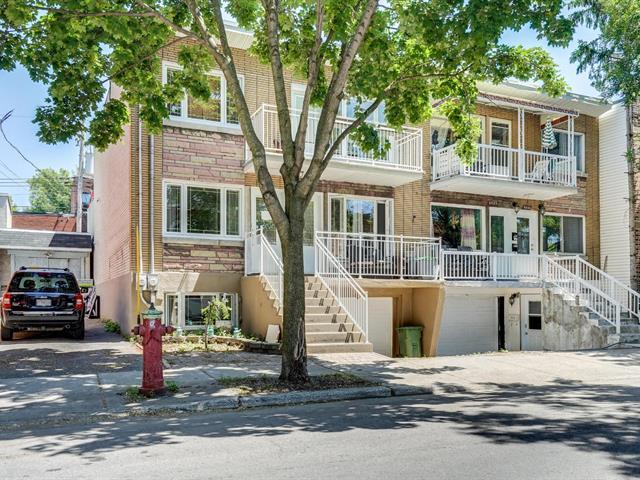 Triplex for sale in Montréal (Le Sud-Ouest), Montréal (Island), 6020 - 6022A, Rue  Hurteau, 27821463 - Centris.ca