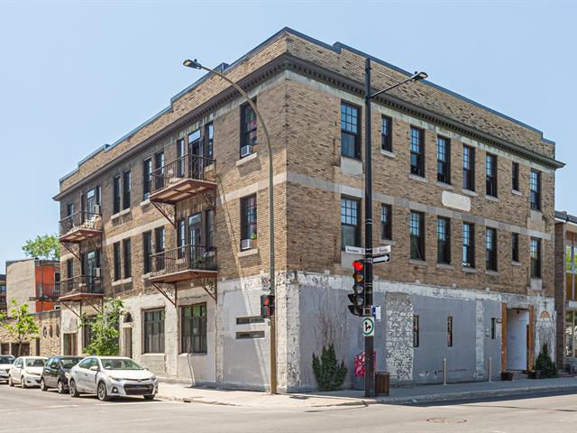 Bâtisse commerciale à vendre à Montréal (Ville-Marie), Montréal (Île), 1750, Rue  Atateken, 11365976 - Centris.ca