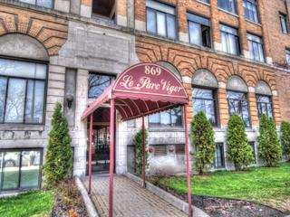 Loft / Studio à vendre à Montréal (Ville-Marie), Montréal (Île), 869, Avenue  Viger Est, app. 408, 23138565 - Centris.ca