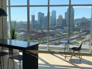 Condo / Appartement à louer à Montréal (Ville-Marie), Montréal (Île), 888, Rue  Wellington, app. 413, 13606985 - Centris.ca