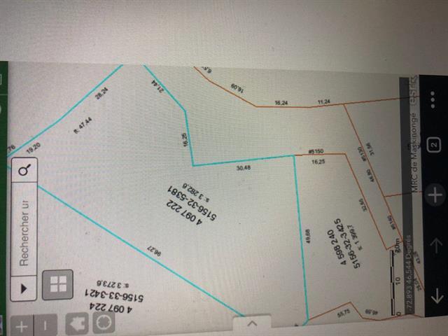 Lot for sale in Saint-Boniface, Mauricie, Chemin du Lac-Héroux, 27266776 - Centris.ca