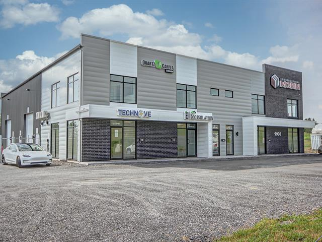 Commercial unit for rent in Sherbrooke (Brompton/Rock Forest/Saint-Élie/Deauville), Estrie, 9930, boulevard  Bourque, suite 102, 20792976 - Centris.ca