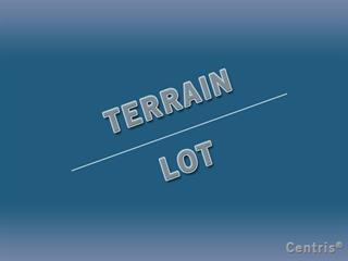 Terrain à vendre à East Broughton, Chaudière-Appalaches, 293, 12e Rue Est, 13552349 - Centris.ca