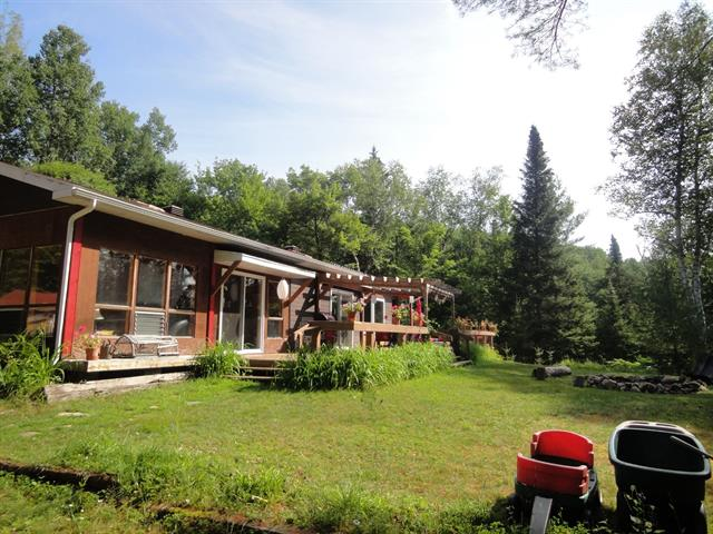 Maison à vendre à Amherst, Laurentides, 135, Chemin  Daignault, 15894842 - Centris.ca