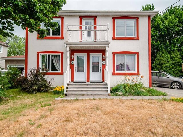 Duplex à vendre à Les Cèdres, Montérégie, 140 - 144, Chemin  Saint-Féréol, 24714365 - Centris.ca