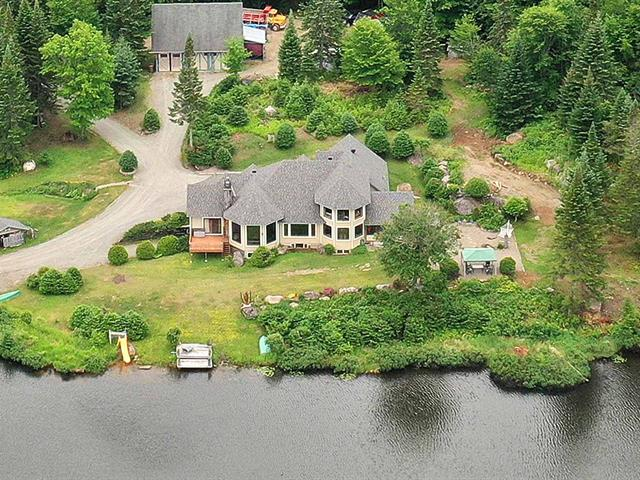 House for sale in Saint-Faustin/Lac-Carré, Laurentides, 130, Chemin du Grand-Duc, 21440825 - Centris.ca