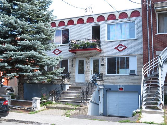 Duplex for sale in Montréal (Villeray/Saint-Michel/Parc-Extension), Montréal (Island), 8413 - 8415, 10e Avenue, 25403011 - Centris.ca