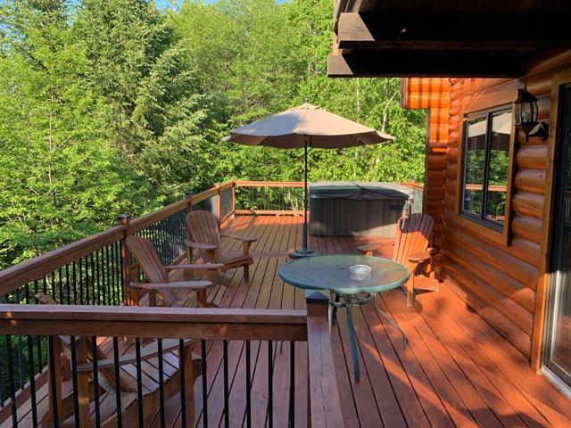 Cottage for sale in Saint-Donat (Lanaudière), Lanaudière, 84, Chemin du Lac-Élan, 26023654 - Centris.ca