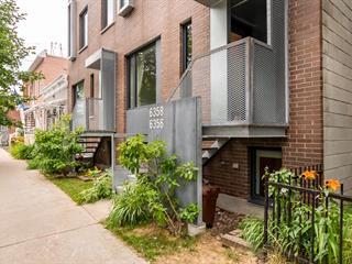 Condo à vendre à Montréal (Rosemont/La Petite-Patrie), Montréal (Île), 6356, Rue  Cartier, 18009571 - Centris.ca