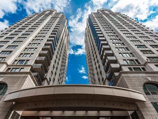 Condo / Appartement à louer à Montréal (Ville-Marie), Montréal (Île), 1210, boulevard  De Maisonneuve Ouest, app. 8F, 10631491 - Centris.ca