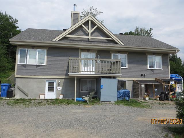 Triplex for sale in Saint-Donat (Lanaudière), Lanaudière, 519 - 523, Rue  Nadon, 22384095 - Centris.ca