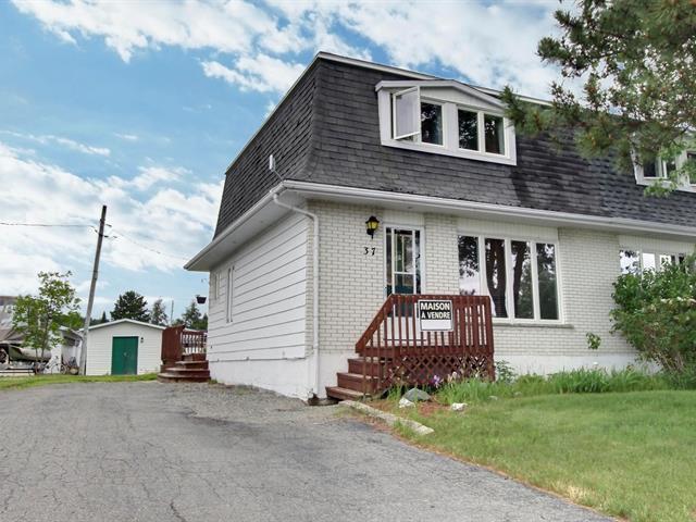 Maison à vendre à Lebel-sur-Quévillon, Nord-du-Québec, 37, Place  Noyelle, 21013103 - Centris.ca