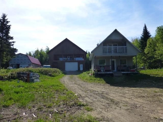 Terre à vendre à Sault-au-Cochon, Capitale-Nationale, Concession  Saint-Michel, 25995727 - Centris.ca