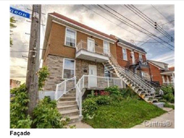Duplex for sale in Montréal (Montréal-Nord), Montréal (Island), 11700 - 11702, Avenue  Pigeon, 18750192 - Centris.ca