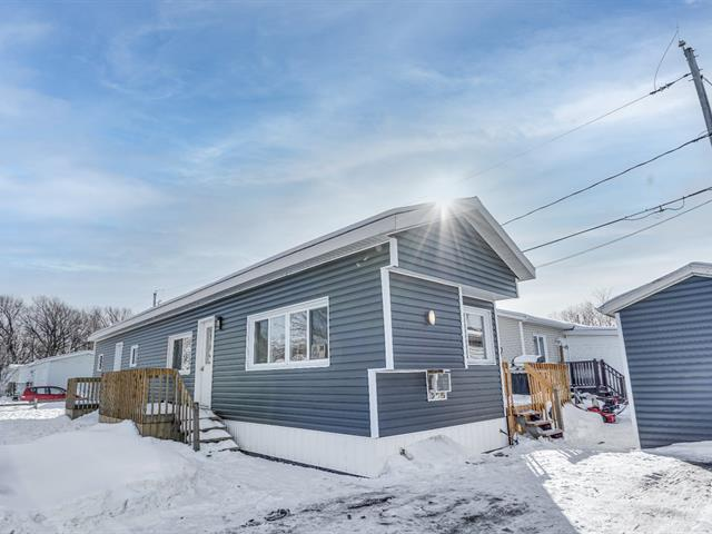 Mobile home for sale in Château-Richer, Capitale-Nationale, 14, Rue  Gagné, 9621812 - Centris.ca