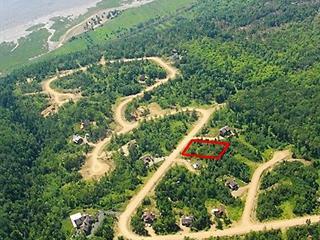 Lot for sale in Petite-Rivière-Saint-François, Capitale-Nationale, 1A, Chemin de la Vieille-Rivière, 22292524 - Centris.ca
