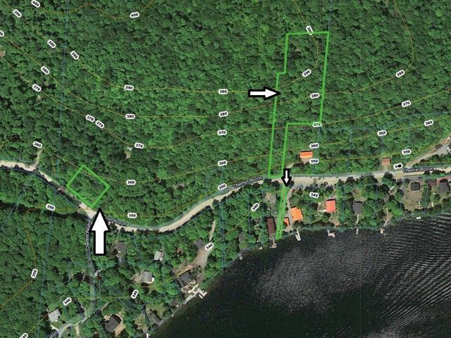 Terrain à vendre à Wentworth-Nord, Laurentides, Chemin  Rozon, 17857088 - Centris.ca