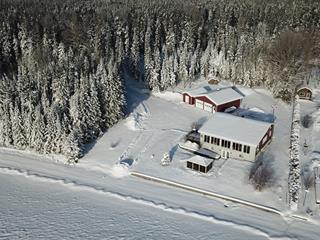 Maison à vendre à Eeyou Istchee Baie-James, Nord-du-Québec, 4, Chemin du Lac-Quévillon, 17662638 - Centris.ca