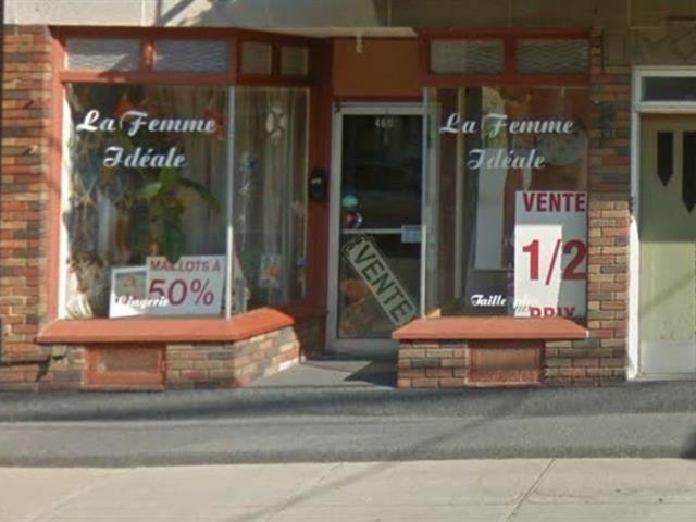 Local commercial à louer à Salaberry-de-Valleyfield, Montérégie, 46A, Rue du Marché, 17385790 - Centris.ca