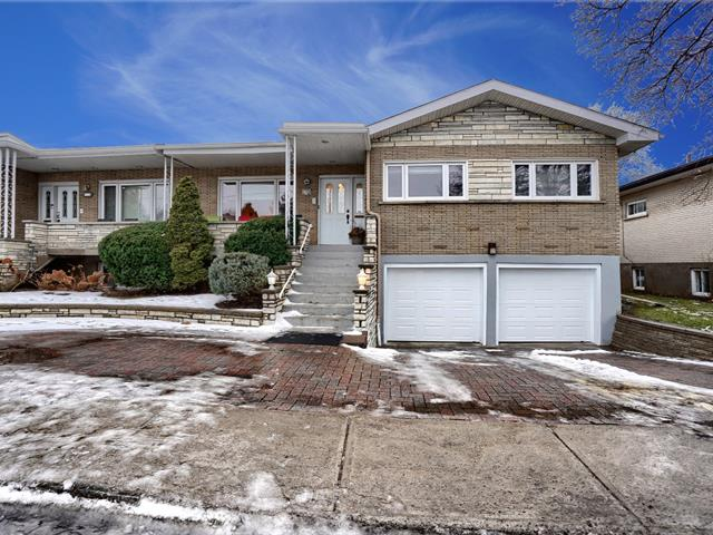 House for sale in Côte-Saint-Luc, Montréal (Island), 5720, Avenue  Wildwood, 11217625 - Centris.ca