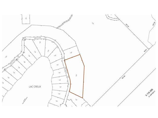 Terrain à vendre à Mandeville, Lanaudière, Lac  Creux, 21414673 - Centris.ca