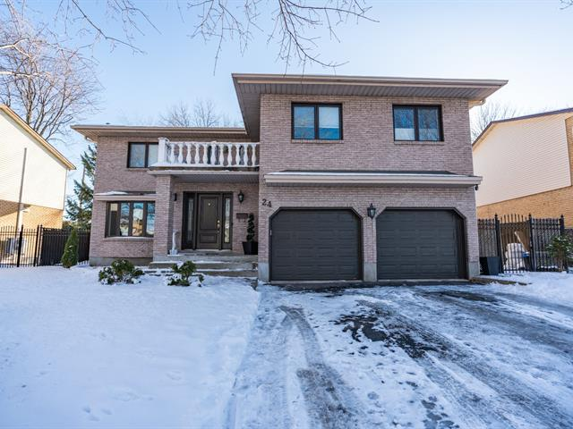House for sale in Kirkland, Montréal (Island), 24, Rue  Monsadel, 14604040 - Centris.ca