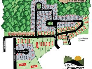 Terrain à vendre à Saint-Stanislas-de-Kostka, Montérégie, 85, Rue des Sarcelles, 26180184 - Centris.ca