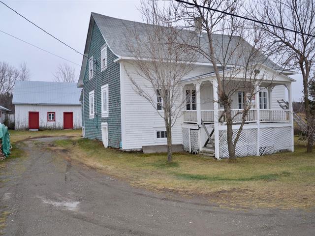Maison à vendre à Trois-Pistoles, Bas-Saint-Laurent, 86, Route  132 Est, 23914869 - Centris.ca