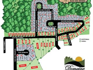 Lot for sale in Saint-Stanislas-de-Kostka, Montérégie, 18, Rue des Roselins, 10501083 - Centris.ca
