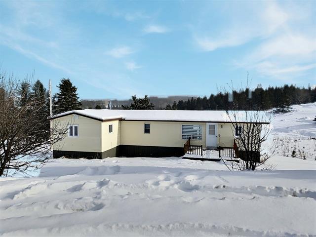 Maison mobile à vendre à Piopolis, Estrie, 248, Chemin du Vieux-Village, 12657252 - Centris.ca