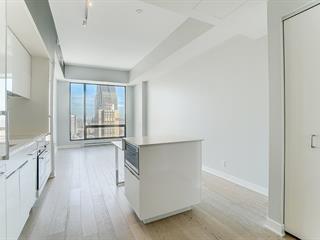 Condo / Apartment for rent in Montréal (Ville-Marie), Montréal (Island), 1288, Avenue des Canadiens-de-Montréal, apt. 3504, 12796169 - Centris.ca