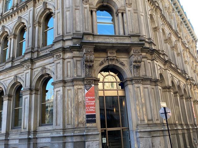 Commercial unit for rent in Montréal (Ville-Marie), Montréal (Island), 424, Rue  Saint-François-Xavier, suite 106, 26870755 - Centris.ca