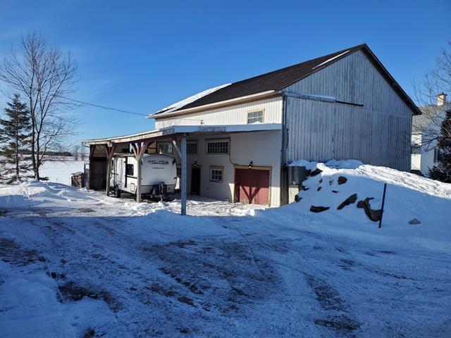 Fermette à vendre à Saint-Vallier, Chaudière-Appalaches, 453Z, Montée de la Station, 13538863 - Centris.ca