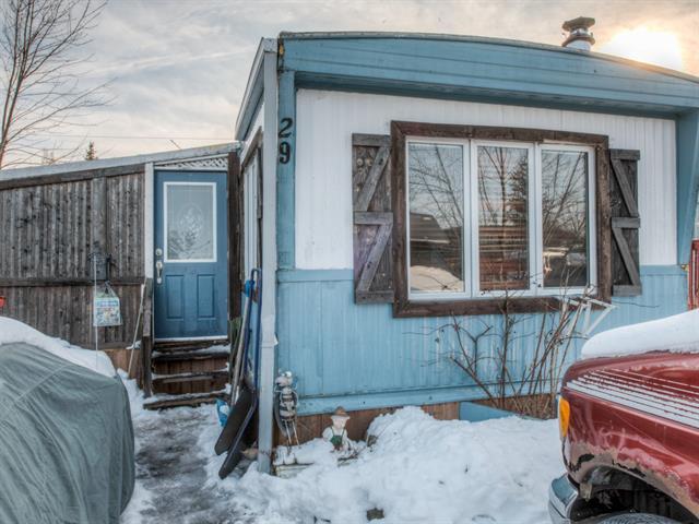Maison mobile à vendre à Saint-Jean-sur-Richelieu, Montérégie, 29, Rue  Francine, 16450445 - Centris.ca