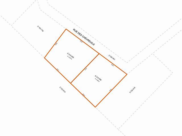 Terrain à vendre à Notre-Dame-de-Montauban, Mauricie, Rue des Chevreuils, 21633291 - Centris.ca