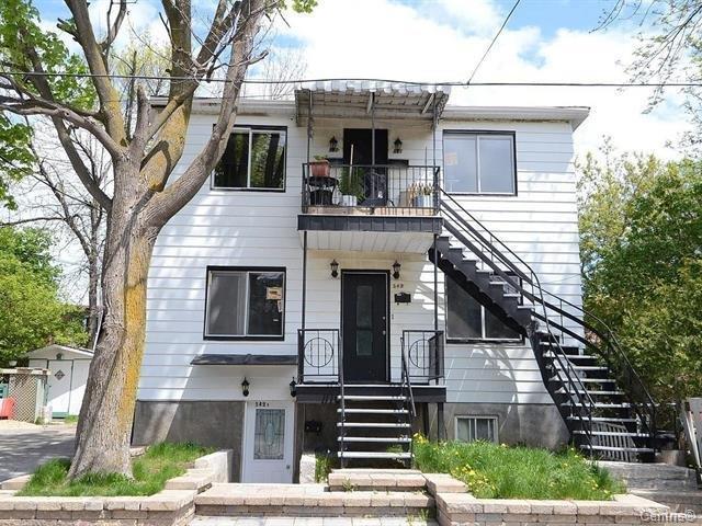 Quadruplex à vendre à Laval (Pont-Viau), Laval, 549 - 551A, Rue  Jubinville, 11353346 - Centris.ca