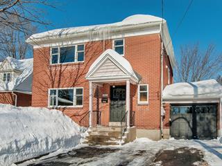 Maison à vendre à Montréal (Côte-des-Neiges/Notre-Dame-de-Grâce), Montréal (Île), 4585, Avenue  Trenholme, 21213073 - Centris.ca