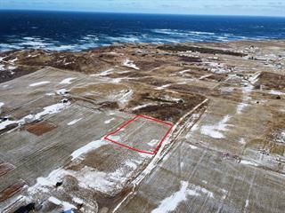 Lot for sale in Les Îles-de-la-Madeleine, Gaspésie/Îles-de-la-Madeleine, Chemin  Joseph-Leblanc, 22753871 - Centris.ca