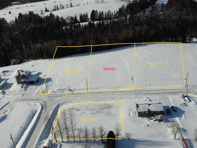 Lot for sale in Ham-Nord, Centre-du-Québec, Rue  Nolette, 18210093 - Centris.ca
