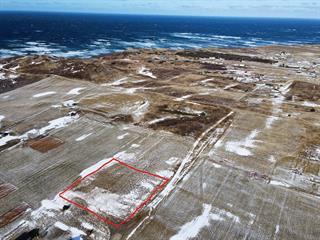 Lot for sale in Les Îles-de-la-Madeleine, Gaspésie/Îles-de-la-Madeleine, Chemin  Joseph-Leblanc, 22762022 - Centris.ca
