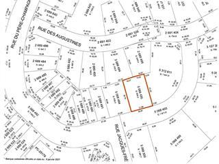Lot for sale in Saguenay (Chicoutimi), Saguenay/Lac-Saint-Jean, 2, Rue du Père-Champagnat, 19096924 - Centris.ca