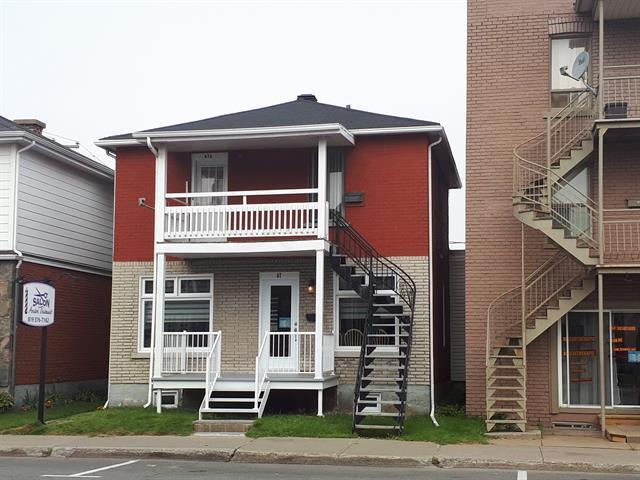 Triplex à vendre à Trois-Rivières, Mauricie, 67 - 67B, Rue  Fusey, 28620872 - Centris.ca