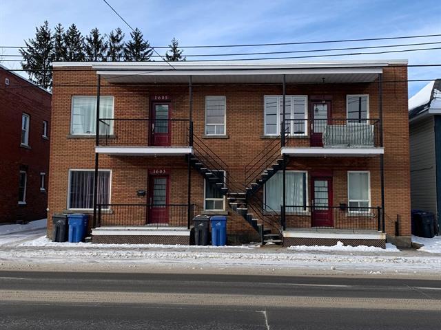 Quadruplex à vendre à Shawinigan, Mauricie, 1603 - 1613, Avenue  Champlain, 27013182 - Centris.ca