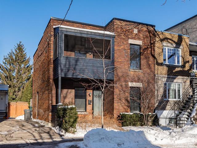 Maison à vendre à Montréal (Le Sud-Ouest), Montréal (Île), 1691, Rue  De Champigny, 25823708 - Centris.ca